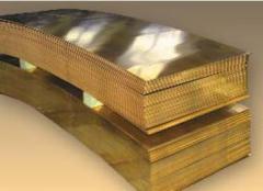 Brass sheet PP-59