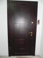 Doors from solid pine