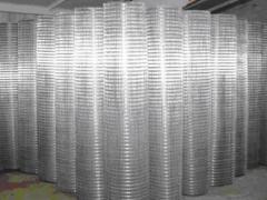Сетка оцинкованная, сварная 25 * 25, толщина 1,8 , размер карты 1500 * 30000, клетки для кроликов