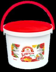"""Кетчуп до шашлику ТМ """"Королівський смак"""" , 5 л(відро) * 2 шт"""