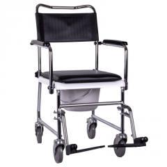Кресло-каталка с санитарным оснащением, кресло-каталка для перевозки больных JBS367A OSD