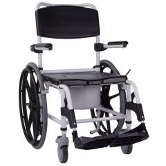 Кресло-каталка для душа и туалета, кресло каталка для инвалидов Swinger 2004101 OSD