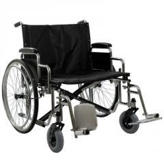 Усиленная инвалидная коляска 66 см OSD
