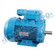 Электродвигатель 4ВР 71A6 - 0,37кВт 1000 об/мин Лапа