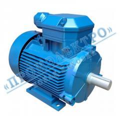 Электродвигатель 4ВР 80A6 - 0,75кВт 1000 об/мин Лапа