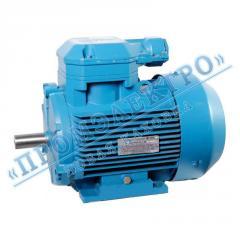 Электродвигатель 4ВР 100L6 - 2, 2кВт 1000...