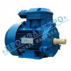 Электродвигатель 4ВР 112MA6 - 3кВт 1000...