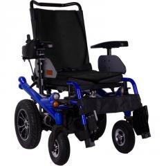 Инвалидная электроколяска с независимой...