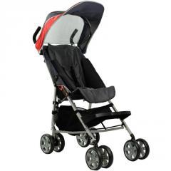 Детская стандартная складная коляска-трость для