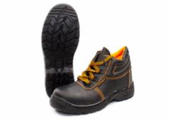 Ботинки кожанные BTpuo1B (11013)