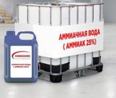 Аммиачная вода ,  доставка на условиях   ЕXW, CPT