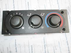 Панель управления отопителем DAF XF 95 euro 3 б/у.