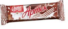 Вафлі Артек какао молоко 80г
