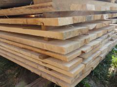 Lumber: beech, spruce, pine. Export
