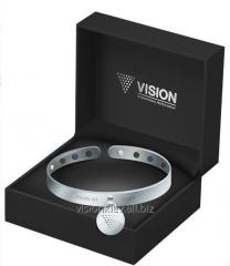 Female titanium bracelet VISION PentActiv Neo