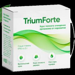 Капсулы от паразитов TriumForte (ТриумФорте)