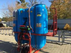 Обприскувач МАКС 1200 - 3в1 / 18 метрів цинк (