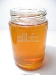 Мед степной с доминированием подсолнуха