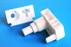 Блок керування (механізм) для вертикальних жалюзі.