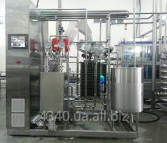 Mini fabrici modulare pentru prelucrarea laptelui