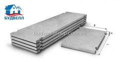 Плиты дорожные ПДС 0,16-2-3, код 509