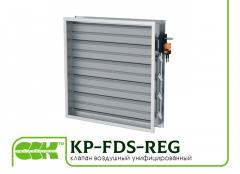 KP-FDS-REG unified air valve