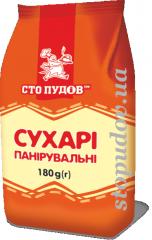 Панировочные сухари, 180 г