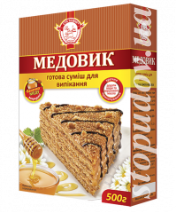 """Смесь для выпечки """"Медовик"""", 0,5 кг"""
