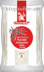 Лапша рисовая длинная, 0,4 кг