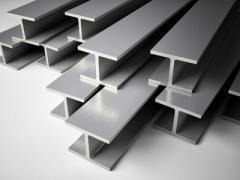 Metal I-beams