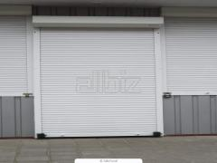 Ролети гаражні