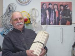 Инструменты музыкальные, барабанные палочки оптом,