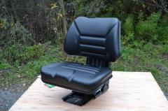 Сидение (сидіння) тракторне универсальне