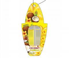 Ароматизатор капсула fruits DUO Aromico 24шт микс