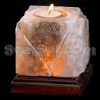 Соляная лампа-свеча