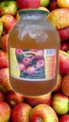 Сок яблочный, сік яблучний 3л