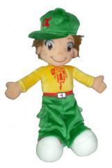 Okeshk's doll