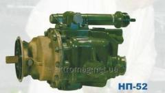 NP25-5 piston pump; NP25-9; NP-52M; NP-52m2;...