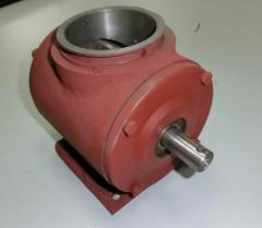 Lock of lock d-125 of mm, zavtor for the mukomelny