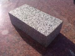 Stone blocks granite gabbr