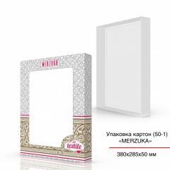 Коробка картонная для рубашек (50-1), 380х285х50