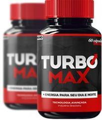 TurboMax (TurboMaks) - Kapszulák a potencia