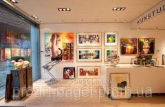 Галерейная подвеска для картин и фотографий (в
