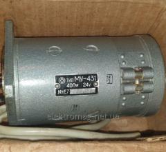 Электродвигатель МУ 431 400Вт 24 В