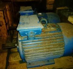 Двигатель асинхронный тип АИС 112 МА4У3 3 кВт 380v 1430 об/мин