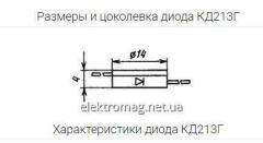 Диод   КД213Г