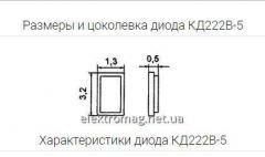 Диод   КД222В-5