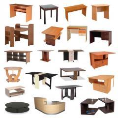 Столы, столы письменные, журнальные столики