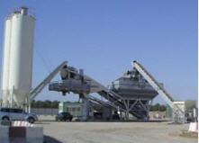 Бетонные заводы башенного типа,модульные бетонные