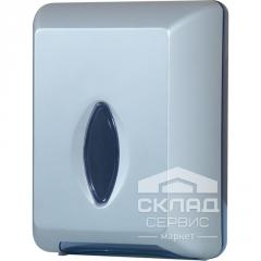Диспенсер туалетной бумаги 622satin, листовой